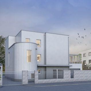 Projekt Rozbudowy Budynku Mieszkalnego