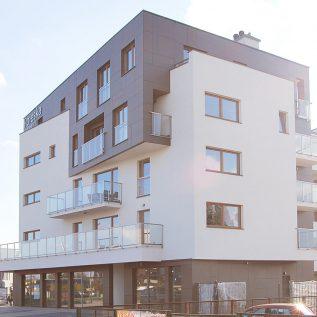 Poleska – Zakończenie Budowy