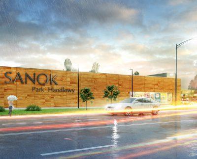 Park handlowy Sanok
