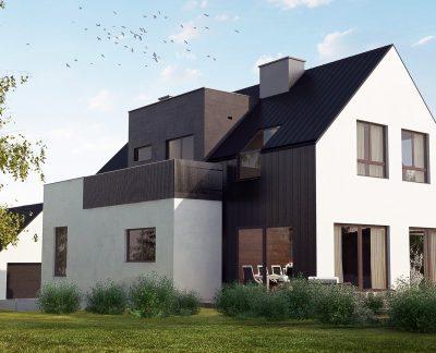 Dom w Chęcinach